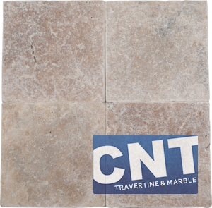 Dark Mix Travertine DRY