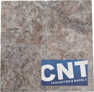 Silver Travertine Titanyum DRY