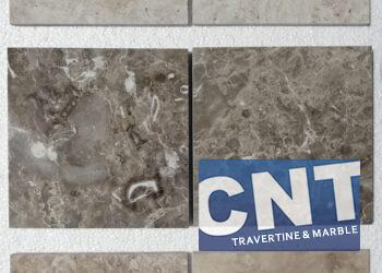 Tundraa Grey Marble - 3 Different Selection in a Frame