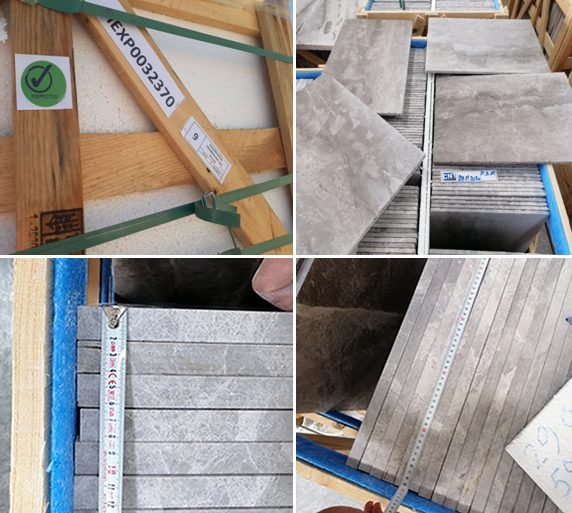 MARBLE INSPECTION - TRAVERTINE INSPECTION